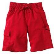 Jumping Beans French Terry Cargo Shorts - Boys 4-7x