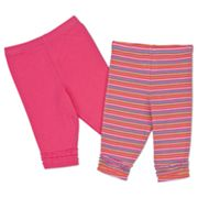 Lamaze 2-pk. Striped Pants - Baby