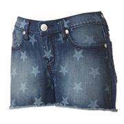 Rock and Republic Lolita Star Denim Shorts
