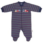 Lamaze Truck Striped Sleep and Play - Baby