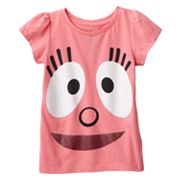 Yo Gabba Gabba Big Face Tee - Toddler