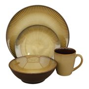 Sango Focus 16-pc. Dinnerware Set