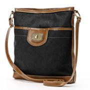 Bridge Road Marquette Solid Crossbody Bag