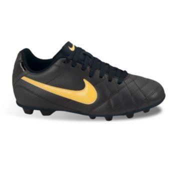 Nike JR Tiempo Rio FG-R Soccer Cleats Kids