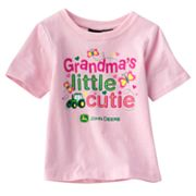 John Deere Grandma's Little Cutie Tee - Toddler
