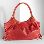 Simply Vera Vera Wang Woven Lauren Shopper