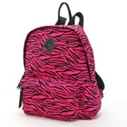 Candie's Susie Zebra Backpack