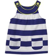 Carter's Striped Babydoll Top - Baby