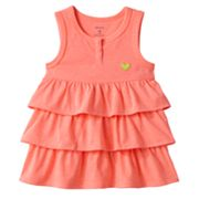 Carter's Tiered Babydoll Top - Baby