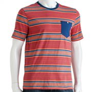 Brigade Striped Tee - Men