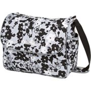 The Bumble Collection Ashley Diaper Tote - Evening Bloom
