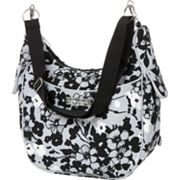 The Bumble Collection Chloe Convertible Diaper Bag - Evening Bloom