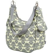 The Bumble Collection Chloe Convertible Diaper Bag - Filigree