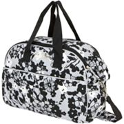 The Bumble Collection Erica Carry-All Diaper Bag - Evening Bloom