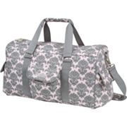 The Bumble Collection Jennifer Weekender Diaper Bag - Filigree