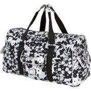 The Bumble Collection Jennifer Weekender Diaper Bag - Evening Bloom