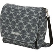 The Bumble Collection Jessica Messenger Diaper Bag - Filigree