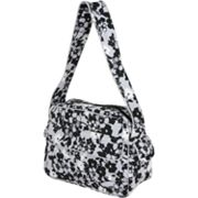 The Bumble Collection Rebecca Diaper Tote - Evening Bloom