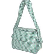 The Bumble Collection Rebecca Diaper Tote - Lucky Clover