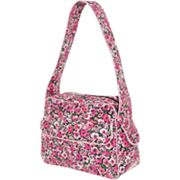 The Bumble Collection Rebecca Diaper Tote - Peony Paradise