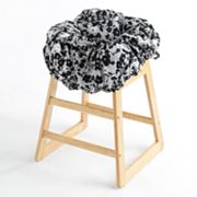 The Bumble Collection Sarah Shopping Cart and High Chair Cover - Evening Bloom
