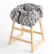 The Bumble Collection Sarah Shopping Cart and High Chair Cover - Filigree