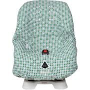 The Bumble Collection Toddler Car Seat Cover - Lucky Clover