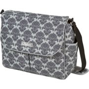 The Bumble Collection Michelle Courier Diaper Bag - Filigree