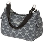 The Bumble Collection Taylor Transitional Diaper Bag - Filigree