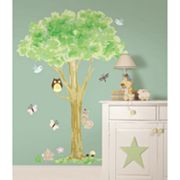 WallPops Treehouse Wall Art Kit