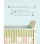 WallPops Twinkle, Twinkle Wall Art Kit