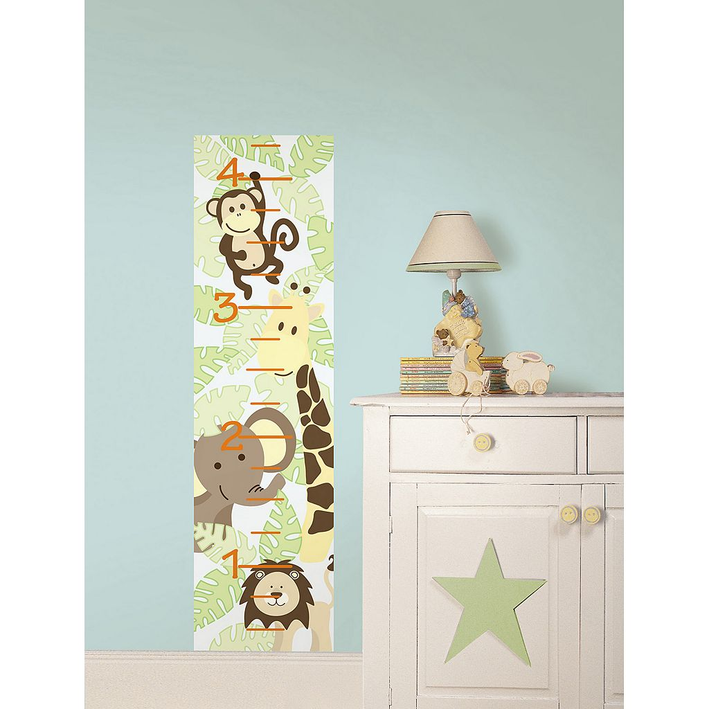 WallPops Just Friends Growth Chart Wall Decals