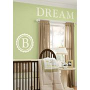WallPops Dorset Monogram Decal Set