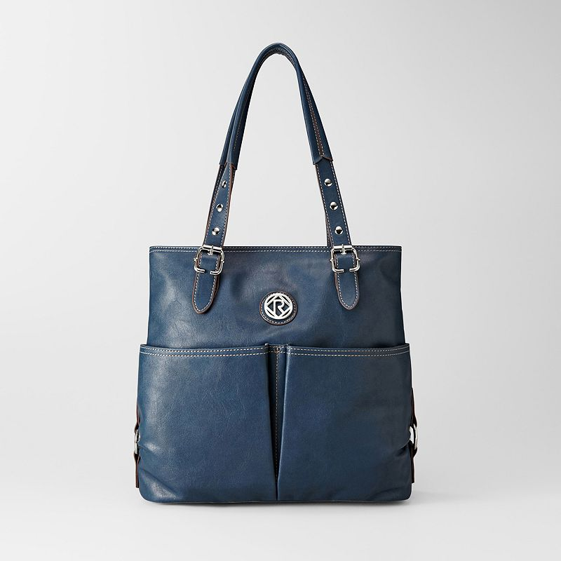 Relic Bleeker Tote (Blue)
