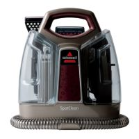 Bissell SpotClean Plus Portable Deep Cleaner