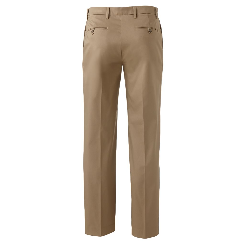 Men's Dockers® Classic-Fit Iron-Free Stretch Khaki Pants D3