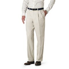 Men's Dockers® Stretch Classic-Fit Iron Free Khaki Pants - Pleated D3