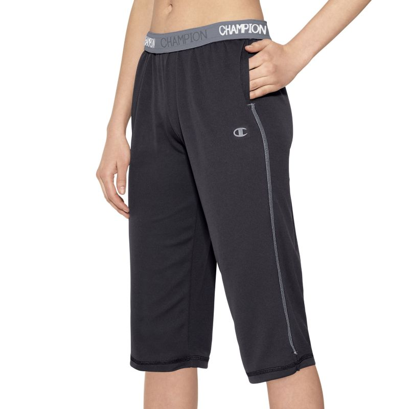Lastest Women39s Knee Tight Yoga Running Workout Sports Capri Leggings Pants