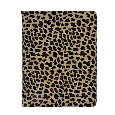 Sumdex Leopard Folio iPad Case