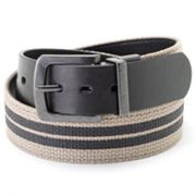 SONOMA life + style 30-mm Reversible Web Belt - Boys