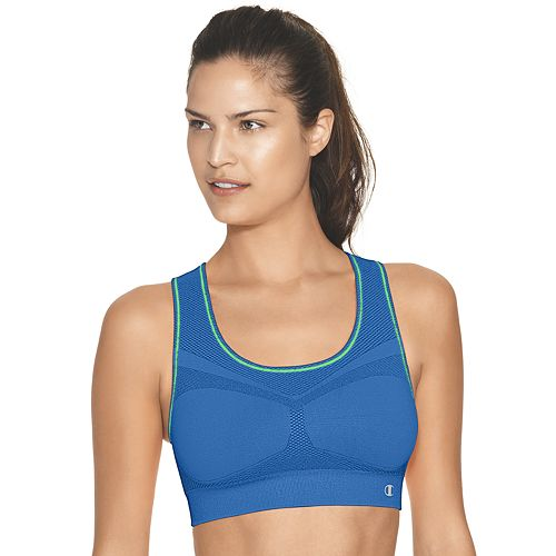 9d347083aa9b9 Champion Bra  Freedom Seamless Medium-Impact Sports Bra 2900