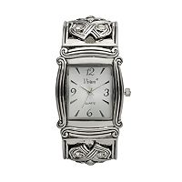 Vivani Women's Scrollwork Bangle Watch