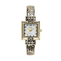 Vivani Women's Textured Bangle Watch