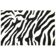 Safavieh Soho Zebra Rug - 5' x 8'