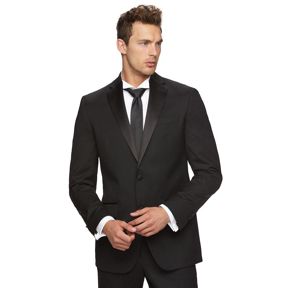 Anthony Slim-Fit Wool Tuxedo Jacket