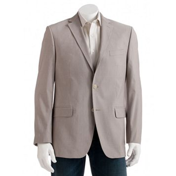 Marc Anthony Striped Suit Jacket