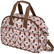 The Bumble Collection Erica Carry-All Diaper Bag - Floral Geo