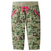 SO Camouflage Woven Skimmer Pants - Girls 7-16