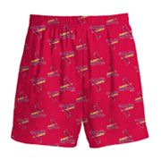 St. Louis Cardinals Shorts - Boys 8-20