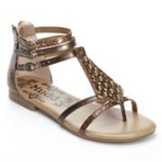 Mudd Studded Thong Sandals - Women